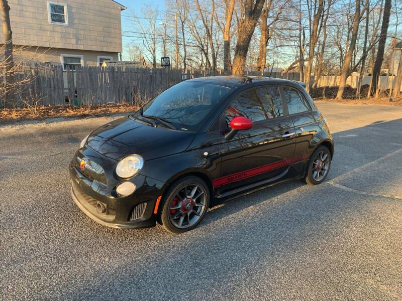 2013 FIAT 500 for sale at Long Island Exotics in Holbrook NY