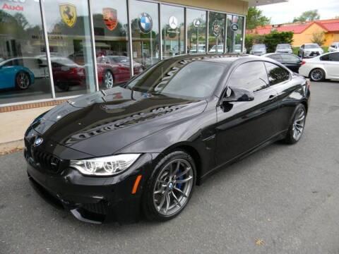 2016 BMW M4 for sale at Platinum Motorcars in Warrenton VA