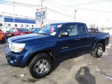 2005 Toyota Tacoma for sale at TRI CITY AUTO SALES LLC in Menasha WI