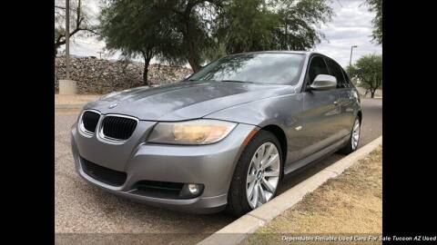 2011 BMW 3 Series for sale at Noble Motors in Tucson AZ