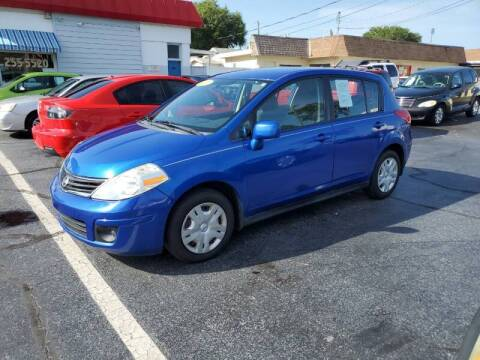 2010 Nissan Versa for sale at Riviera Auto Sales South in Daytona Beach FL