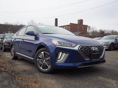 2020 Hyundai Ioniq Plug-in Hybrid for sale at Mirak Hyundai in Arlington MA