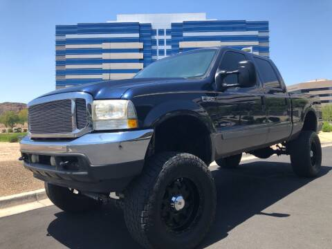 2002 Ford F-350 Super Duty for sale at Day & Night Truck Sales in Tempe AZ