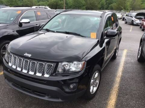 2014 Jeep Compass for sale at Thompson Auto Sales Inc in Knoxville TN