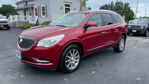 2014 Buick Enclave for sale at RBT Automotive LLC in Perry OH