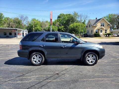 2006 Acura MDX for sale at Deals on Wheels in Oshkosh WI