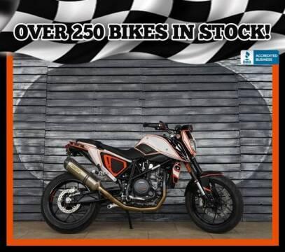 2017 KTM 690 Duke for sale at AZMotomania.com in Mesa AZ