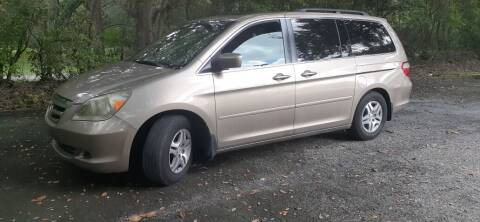 2007 Honda Odyssey for sale at Royal Auto Mart in Tampa FL