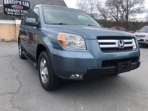 2008 Honda Pilot for sale at Dracut's Car Connection in Methuen MA