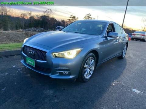 2015 Infiniti Q50 for sale at Green Light Auto Sales LLC in Bethany CT