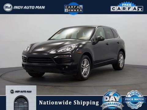 2013 Porsche Cayenne for sale at INDY AUTO MAN in Indianapolis IN