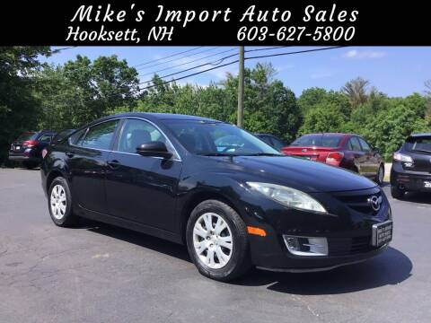 2009 Mazda MAZDA6 for sale at Mikes Import Auto Sales INC in Hooksett NH