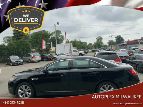 2012 Ford Taurus for sale at Autoplex 2 in Milwaukee WI
