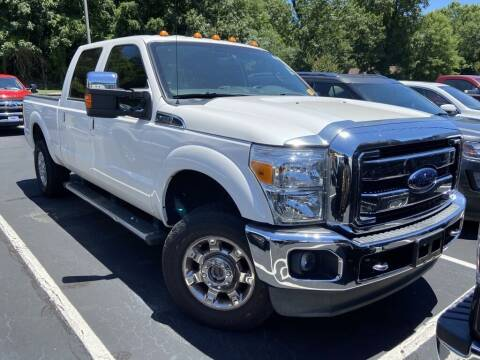 2014 Ford F-250 Super Duty for sale at Stearns Ford in Burlington NC