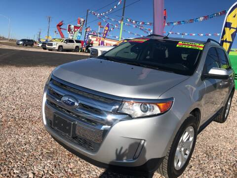 2012 Ford Edge for sale at 1st Quality Motors LLC in Gallup NM