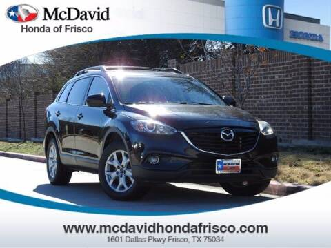 2015 Mazda CX-9 for sale at DAVID McDAVID HONDA OF IRVING in Irving TX