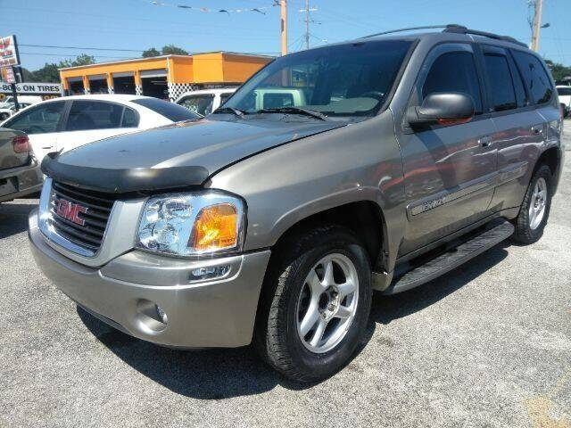 2002 GMC Envoy for sale at JacksonvilleMotorMall.com in Jacksonville FL