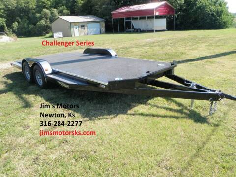 2021 102 Ironworks Challenger for sale at Jim's Motors in Newton KS