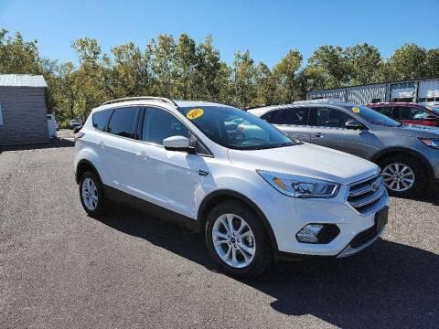 2017 Ford Escape for sale at Chantz Scott Kia in Kingsport TN