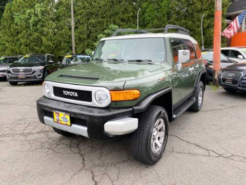 2014 Toyota FJ Cruiser for sale at Bloomingdale Auto Group in Bloomingdale NJ