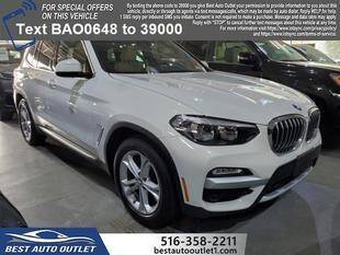 2018 BMW X3 for sale at Best Auto Outlet in Floral Park NY