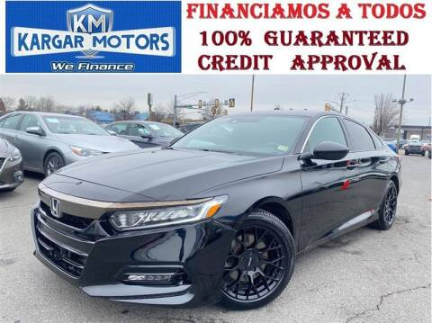 2018 Honda Accord for sale at Kargar Motors of Manassas in Manassas VA