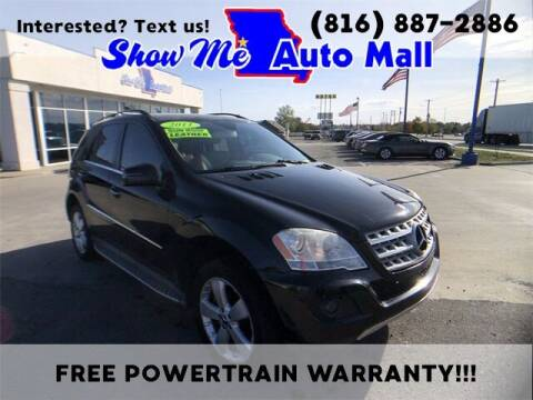 2011 Mercedes-Benz M-Class for sale at Show Me Auto Mall in Harrisonville MO