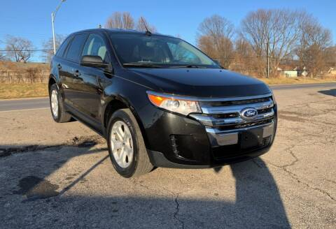 2013 Ford Edge for sale at InstaCar LLC in Independence MO