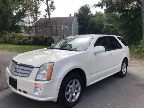 2008 Cadillac SRX for sale at J's Auto Exchange in Derry NH