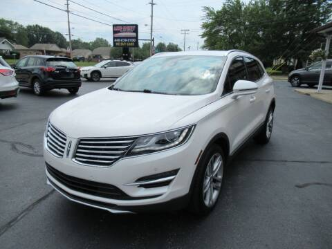 2018 Lincoln MKC for sale at Lake County Auto Sales in Painesville OH