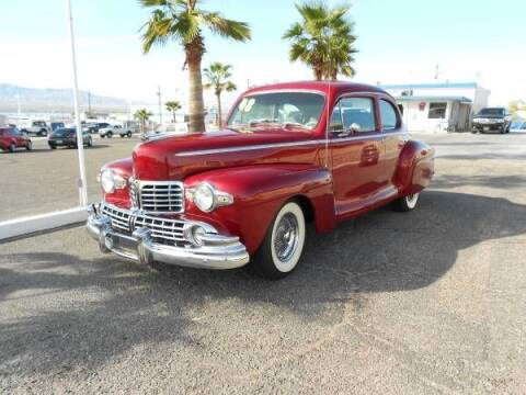 1948 Lincoln Continental for sale at Haggle Me Classics in Hobart IN