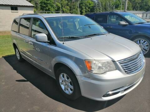 2011 Chrysler Town and Country for sale at KRIS RADIO QUALITY KARS INC in Mansfield OH