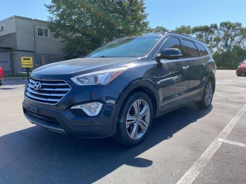 2013 Hyundai Santa Fe for sale at MIDWEST CAR SEARCH in Fridley MN