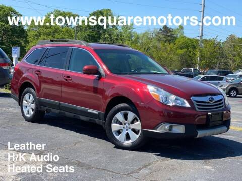 2011 Subaru Outback for sale at Town Square Motors in Lawrenceville GA