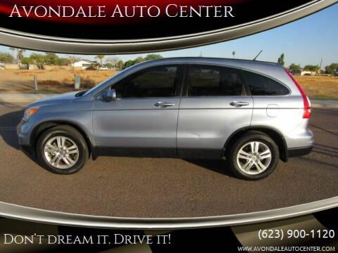 2011 Honda CR-V for sale at Avondale Auto Center in Avondale AZ