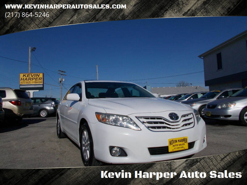 2011 Toyota Camry for sale at Kevin Harper Auto Sales in Mount Zion IL