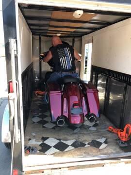 2012 Harley-Davidson Street Glide CVO for sale at Adrenaline Motorsports Inc. in Saginaw MI