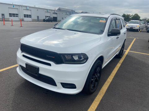 2019 Dodge Durango for sale at Advantage Auto Brokers in Hasbrouck Heights NJ