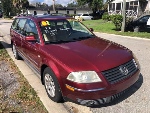 2001 Volkswagen Passat for sale at Castagna Auto Sales LLC in Saint Augustine FL