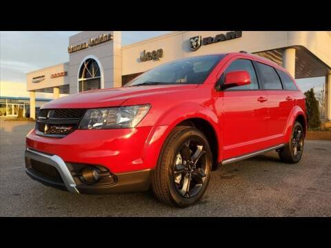 2020 Dodge Journey for sale at Herman Jenkins Used Cars in Union City TN