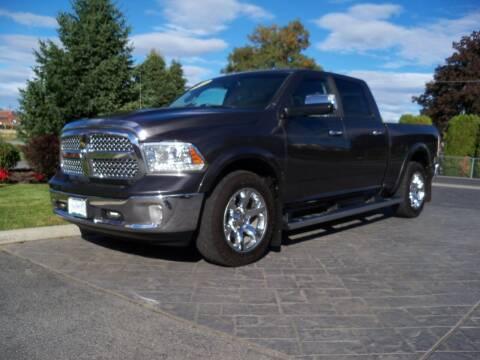 2015 RAM Ram Pickup 1500 for sale at Big Boys Toys Auto Sales in Spokane Valley WA