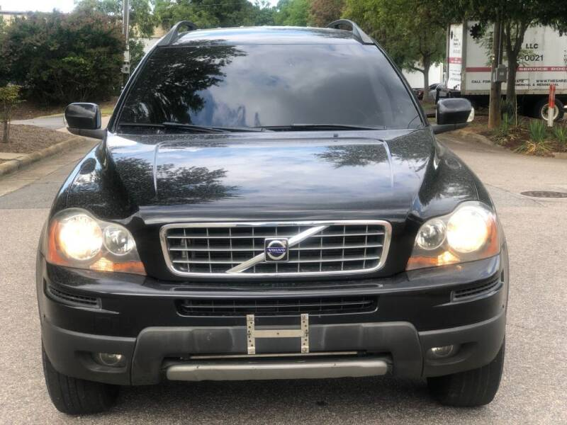 2008 Volvo XC90 for sale at Horizon Auto Sales in Raleigh NC