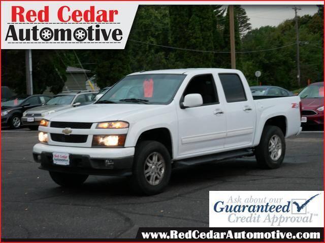 2011 Chevrolet Colorado for sale at Red Cedar Automotive in Menomonie WI