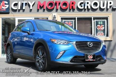 2017 Mazda CX-3 for sale at City Motor Group, Inc. in Wanaque NJ