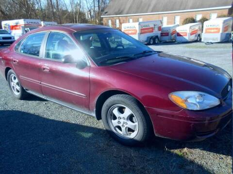 2006 Ford Taurus for sale at Delgato Auto in Pittsboro NC