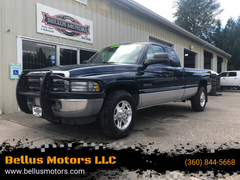 2002 Dodge Ram Pickup 2500 for sale at Bellus Motors LLC in Camas WA