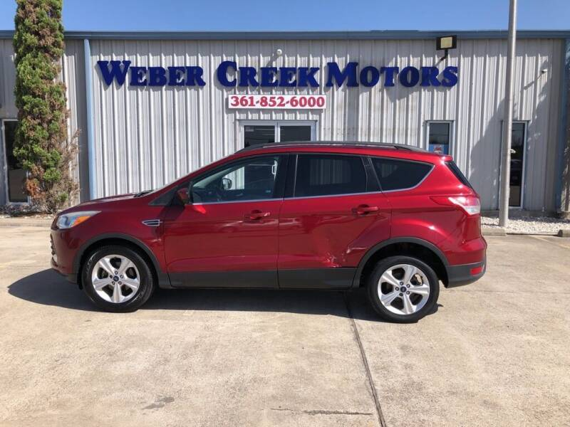 2015 Ford Escape for sale at Weber Creek Motors in Corpus Christi TX
