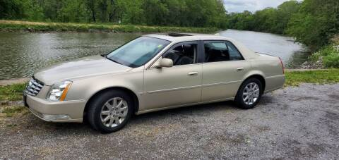 2009 Cadillac DTS for sale at Auto Link Inc in Spencerport NY