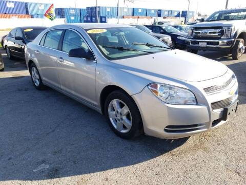 2008 Chevrolet Malibu for sale at I57 Group Auto Sales in Country Club Hills IL