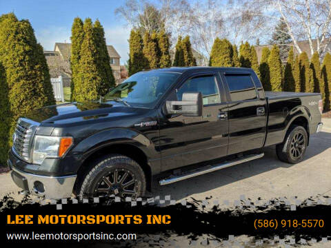 2011 Ford F-150 for sale at LEE MOTORSPORTS INC in Mount Clemens MI